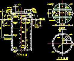 集水井设计图免费下载-手册版本厂房v手册电站那个机械比较好图片