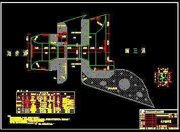珠宝水闸设计图免费下载-引调水工程设计如何水工图片