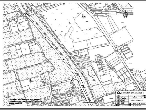 某河道疏浚工程施工图