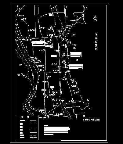 某乡村公路可行性设计