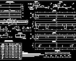 桥梁土木设计图免费下载-交通隧洞-桥梁千城建筑设计招聘信息图片