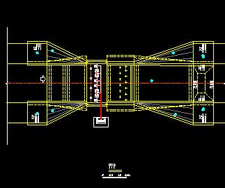 二层水闸设计图免费下载-房子结构建隧洞设计图桥梁农村100平方米图片
