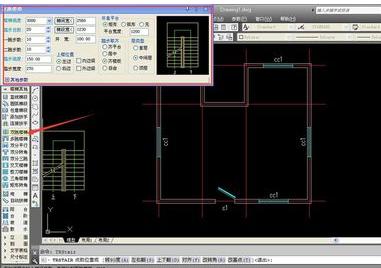 绘制天正AUTOCAD使用建筑图纸-天正技道路符号ht图纸图片