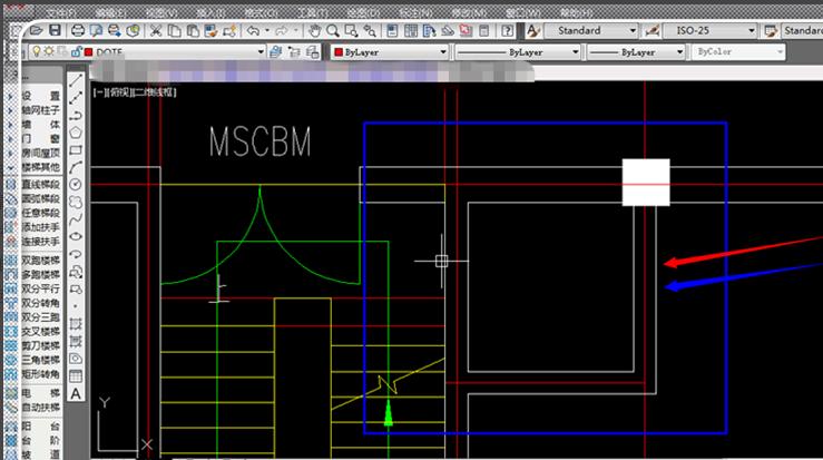 教你用天正绘制电梯-天正技巧ca6140法兰盘图纸车床图片