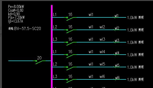 天正平面CAD使用技巧:递增电气标注-天正技cad铺怎样地做文字总图片
