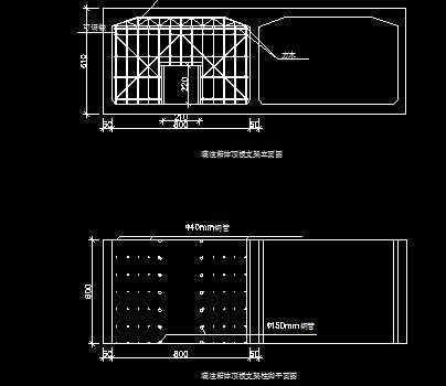 某公园箱涵工程施工组织设计