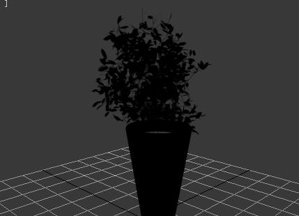 花瓶3D模型