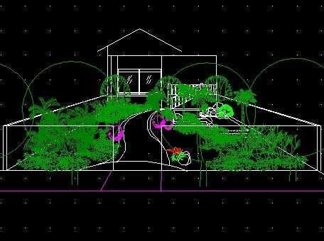 别墅软件v别墅布置平面图免费下载-花园别墅3d制作过程园林图片