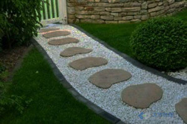 Garden Stepping Stones Diy Walkways