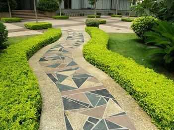 园路铺装施工图,园路铺装图案,园路铺装贴图_点力 ...