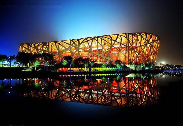 总体景观设计设计--北京奥林匹克公园世界设计门公司贴赏析图片