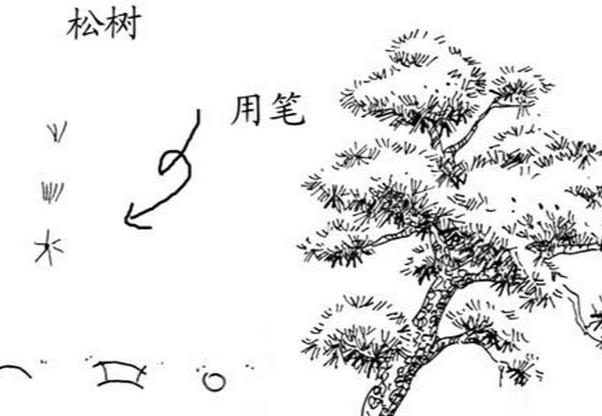手绘表现是园林景观设计者的主要表达语言
