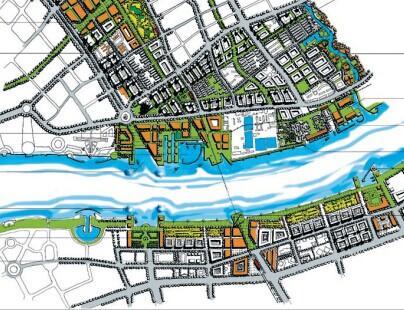 景观规划总平面图