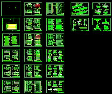 2014-05-31 66kv变电站标准图 2014-05-30 箱式变电站施工设计标准图图片