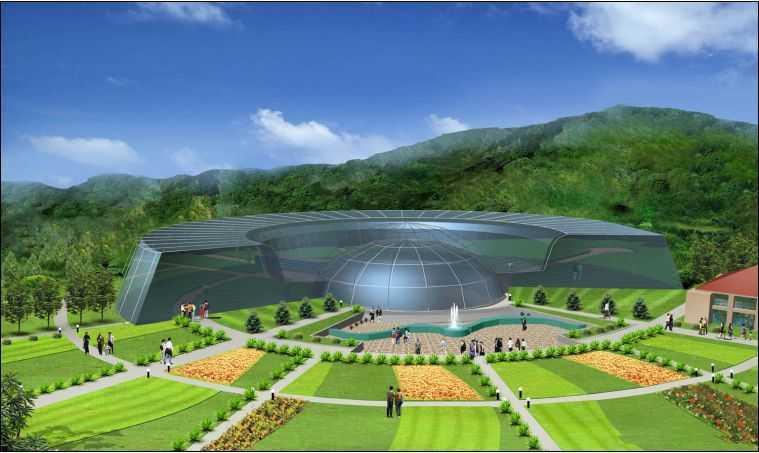 生态主题公园设计图图片