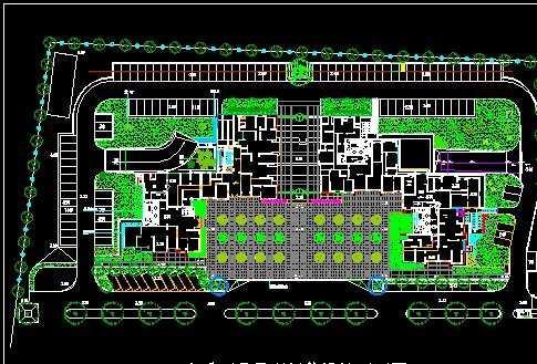 别墅施工图纸免费下载 - 别墅图纸 - 土木工程网