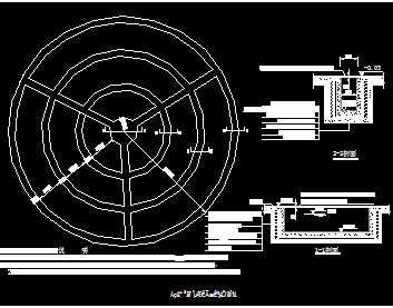 喷泉施工图纸免费下载 - 景观规划设计 - 土木工程网