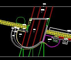 花园规划施工图纸