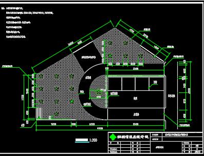 某小区绿化工程建筑优乐娱乐图纸