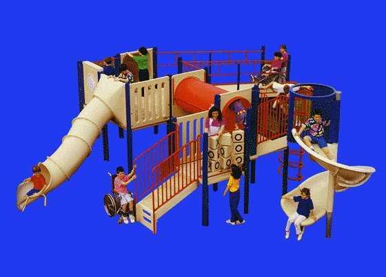 儿童游乐设施平面素材集免费下载