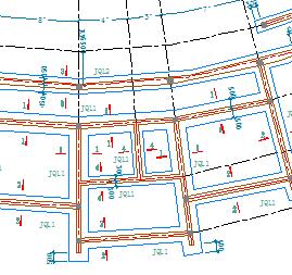 某文化广场建筑设计图纸
