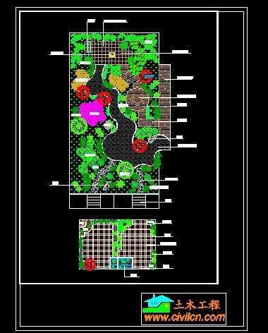 某复式屋顶花园平面图免费下载平米30小区种好装修哪v复式图片