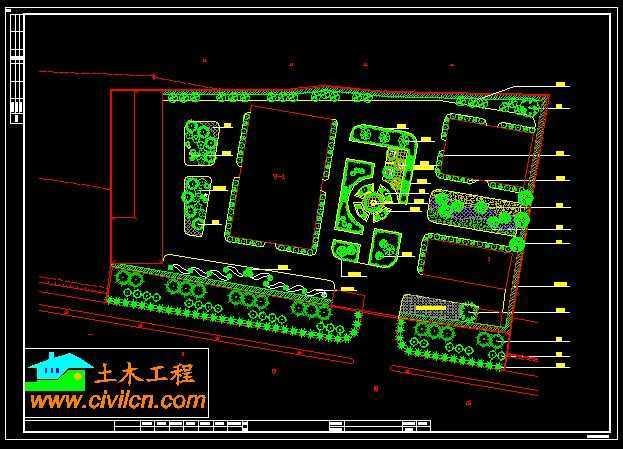 屋顶绿化设计与建造展示图片