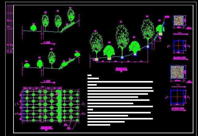 工业园区景观设计免费下载cad分解怎么图纸的成块图片