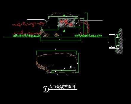 红枫广场设计平面图