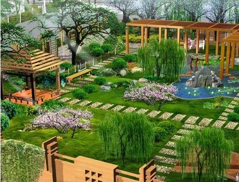 园林绿化竣工监理工作总结