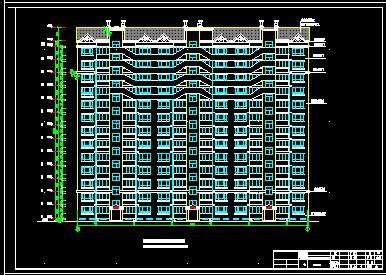 13层框剪住宅楼工程量清单报价(含图纸)