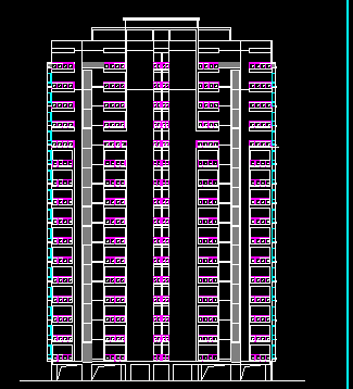 7层住宅楼土建工程招标控制价(含图纸、清单计价)