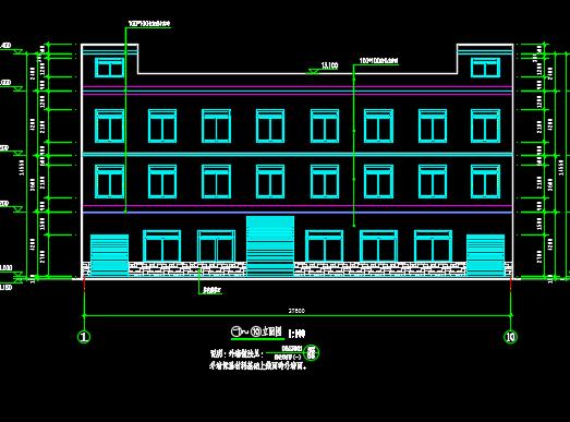 中学框架结构综合楼工程预算