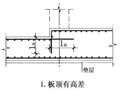 =7700mm (一) 平板式筏基变截面 柱500*500 图16 图17 平板式筏形基础图片