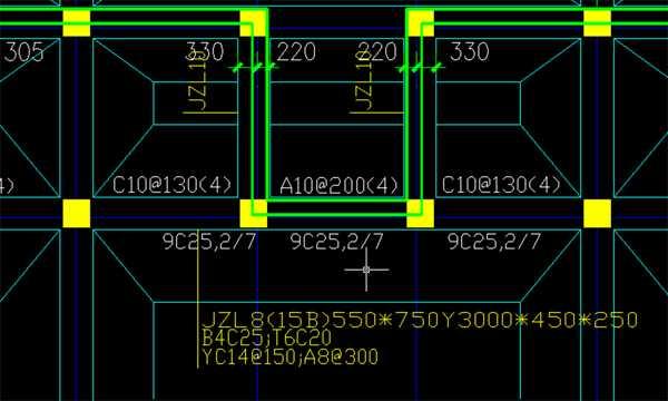 不同形式基础梁加腋在广联达钢筋软件中的处理方法图片