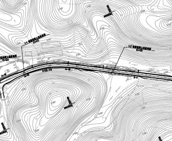 公路改扩建工程施工图