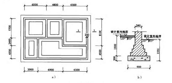 计算内、外墙砖比例基础?-工程造价知识cad长度显示锁定图片