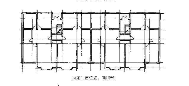 屋面排水线画法_建筑平面图识图重点知识,你不能不知道 - 工程造价知识 - 土木 ...