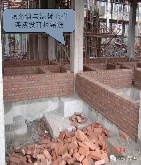 砌体施工质量病害施工措施 - 结构设计知识