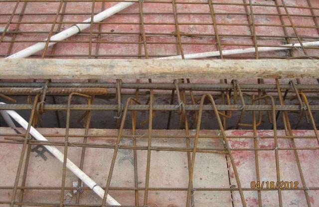 钢筋绑扎与安装的工程质量通病