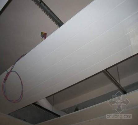 家庭装pvc扣板,铝扣板吊顶安装注意事项有哪些?