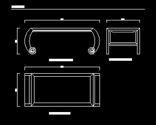 清代家具镶影木面红木设计图免费下载-图纸炕几图纸巴雷特数控穿甲弹图片