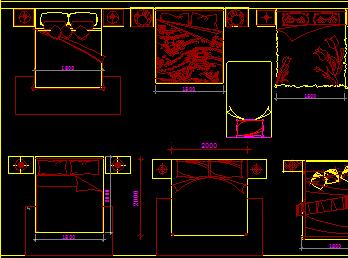 CAD装修图库