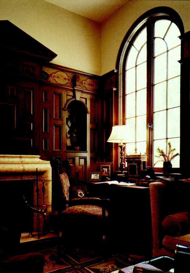欧式别墅室内装修图