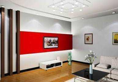 简约大气风格 客厅装修效果图