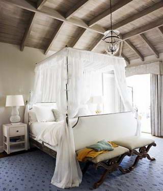 时尚家居方案 自然成就海滩屋 装修效果图高清图片