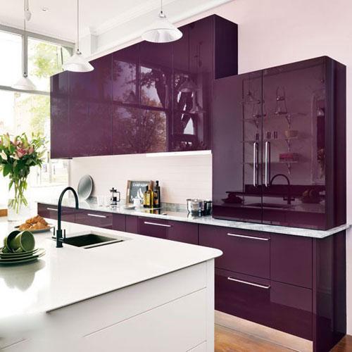 摩登生活 8个现代简约厨房设计 - 装修效果图