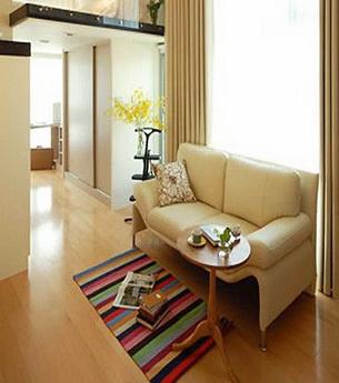 客厅装修效果图大全2012图片 简约北欧风格搭配 高清图片