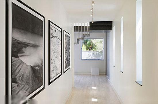 8个设计感黑白装饰画 打造小户型背景墙