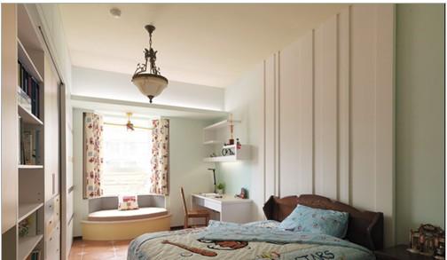 飘窗设计 10小户型装饰案例 - 装修效果图